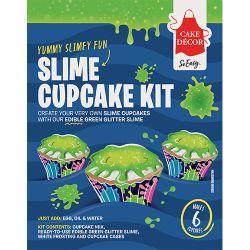 Cake Decor Cupcake Kit Slime