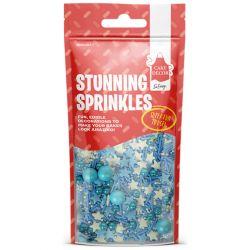 Stunning Sprinkles Snow Globe 50gr