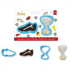 Decora Cookie Cutter Soccer