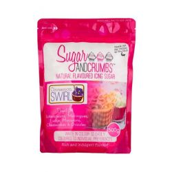 Sugar and Crumbs Cinnamon Swirl 500gr