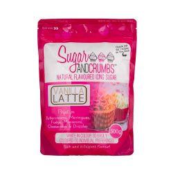 Sugar and Crumbs Vanilla Latte