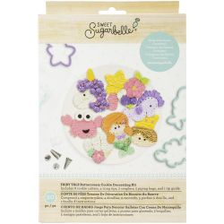 Sweet Sugarbelle Fairy Tale Buttercream Cookie Decorating Kit Pk/20