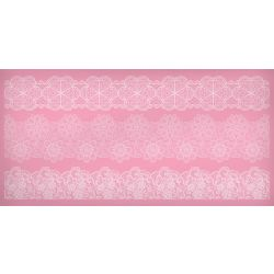 KitchenCraft Medium Lace Icing Mat