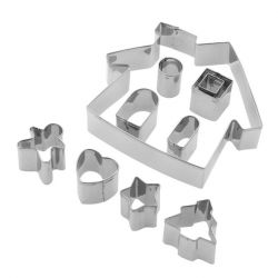Tala Gingerbread House Cutters Set