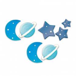 Decora Suiker Decoraties Galaxy