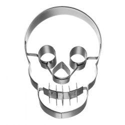 Birkmann Cookie Cutter Skull 7cm