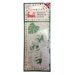 FMM Totally Tropical Leaves Cutter Set/4