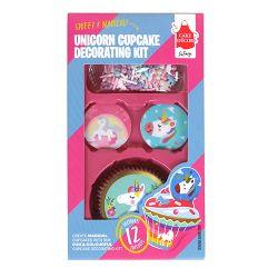 Cake Decor Cupcake Kit Unicorn