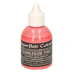 Sugarflair Airbrush Colouring Bubblegum Pink