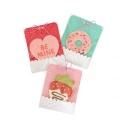 Sweet Sugarbelle Treat tag kit Holiday 6pc