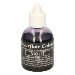 Sugarflair Airbrush Colouring Violet - 60ml