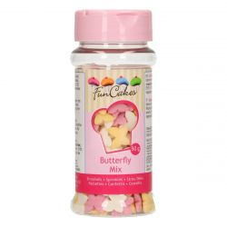 Funcakes Sprinkles Butterfly Mix