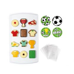 Decora Choco-Candy Kit Football