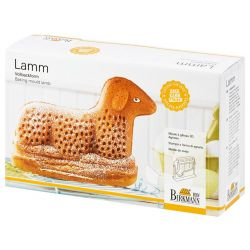 Birkmann 3D Baking Mould Classic lamb