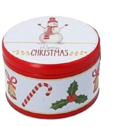 Birkmann Cake Tin Merry Christmas L