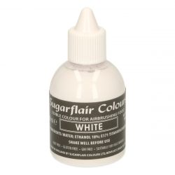 Sugarflair Airbrush Colouring White 60ml