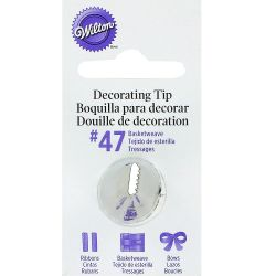Wilton Decorating Tip #047