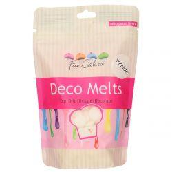 Funcakes Deco Melts Yoghurt Flavor 250GR