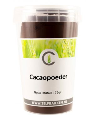 Cacaopoeder 75gr