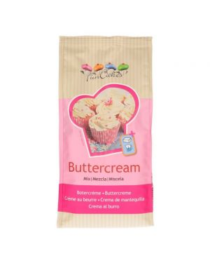 FunCakes mix voor botercreme 1kg