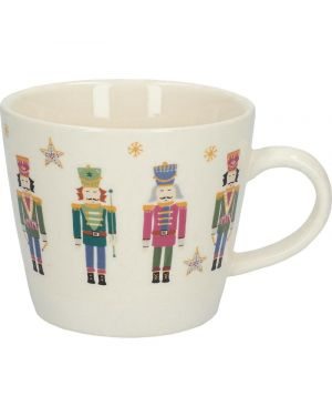 KitchenCraft Nutcracker Mug