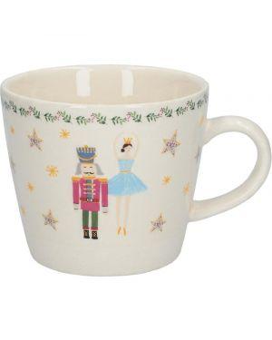 KitchenCraft Nutcracker Mug Plum Fairy