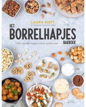 Laura's Bakery - Borrelhapjes Bakboek - Laura Kieft