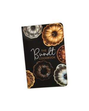 Nordic Ware Book The Bundt Cookbook