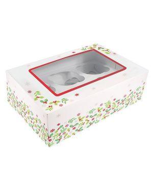 Culpitt Cupcake Box 6/12