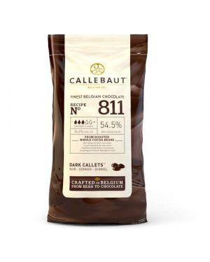Callebaut Chocolade Callets -Puur- 1 kg