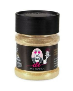 Deco Republic Sparkling Deco Powder Gold