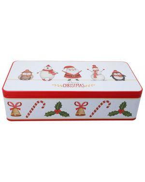 Birkmann Cake Tin Merry Christmas XXL