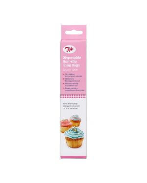 Tala Disposable non-slip icing bags 20x40cm Roll of 30 Bags