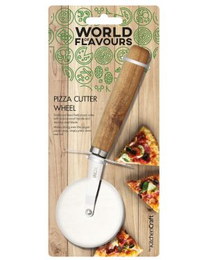 Pizza wheel cutter