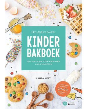 Laura's Bakery - Kinder Bakboek - Laura Kieft