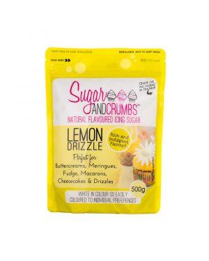 Sugar and Crumbs Lemon Drizzle 500gr